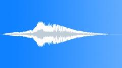 Siren - Whoosh FLYBY   - sound effect