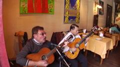 Buenos Aires - Boca Tango Cafe 03 Stock Footage