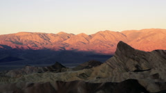 Zabriskie Point Photo Jpg Stock Footage