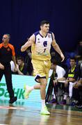 darjus lavrinovic of budivelnik - stock photo