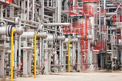 Oil refinery Kuvituskuvat