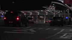 Travel Salt Lake City airport passenger loading HD 010 Stock Footage
