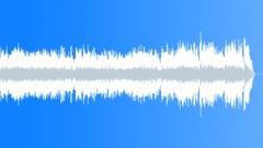 BACH: English Suite No.2 A minor, BWV 807 Bourree I, II - stock music