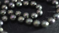 Jewelry accessories gems diamonds treasures Stock Footage