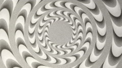 Melting Spiral Background Stock Footage