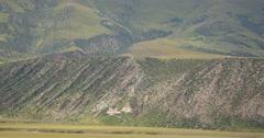 4k Tibetan Danggula(Tanggula) mountain & valley,roof of the World. Stock Footage