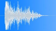 Sci-Fi Force Field Impact 8 Sound Effect