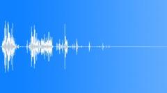 Wet squeezing bug smash Sound Effect