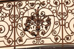 Wrought iron Stock Photos