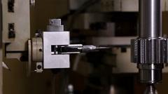 Heavy industry - industrial gear Stock Footage
