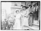 Miss E. Freeman, Miss E. McKensie Stock Photos