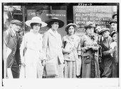 Suffragets [i.e., suffragettes] Freeman, Wentworth Stock Photos