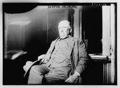 Senator Ab. Palmer Stock Photos