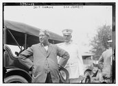 Secy Garrison [and] Gen. Leggett Stock Photos