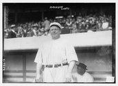[Wilbert Robinson, coach, New York NL Giants (baseball)] Stock Photos