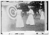 Archery tournament - Boston Stock Photos