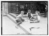 East Side Children Stock Photos