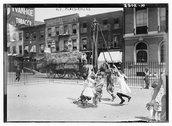 N.Y. Playground Stock Photos