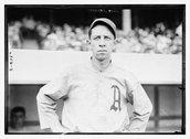 [Eddie Collins, Philadelphia AL (baseball)] Stock Photos