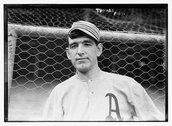 [Ira Thomas, Philadelphia AL (baseball)] Stock Photos