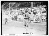 [George Gibson, Pittsburgh NL (baseball)] Stock Photos