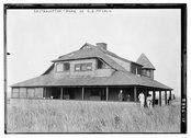 Easthampton - Home of E.E. McCall Stock Photos