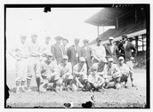 [Baseball team representing United Gas Improvement company of Philadelphia (b Stock Photos