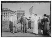 R.C. Beadle, A.H. Brown, Frances Bjorkman Stock Photos