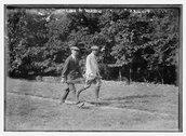 McLeod & Vardon - golf Stock Photos