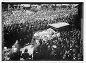 Sullivan funeral - Bowery Stock Photos