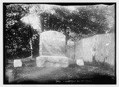 Dog cemetery - Hartsdale Stock Photos
