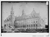 Peace Palace - Hague Stock Photos