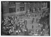 Opening of schools - N.Y. - 9/8/13 Stock Photos