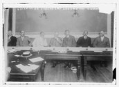 Locomotive Engineer's Arbitration Committee Stock Photos