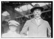 Adm. R.E. Peary & son Stock Photos