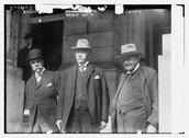Austen, Henry White, Choate Stock Photos