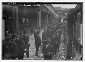 [First Game - 1913 World Series (baseball)] Stock Photos