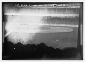 Polo Grounds, 1st game of World Series Stock Photos