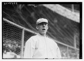 [Art Wilson, New York NL, at Polo Grounds, NY (baseball)] Stock Photos