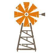 Wind turbine Piirros