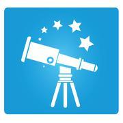 astronomy - stock illustration