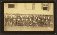 [African American baseball team, Danbury, Connecticut] Stock Photos