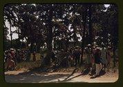 A Fourth of July celebration, St. Helena's Island, S.C. Stock Photos