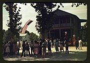 4th of July celebration, St. Helena Island, S.C. Stock Photos