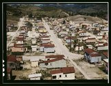 A land and utility municipal housing project, Ponce, Puerto Rico Stock Photos