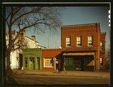 [Laundry, barbershop and stores, Washington, D.C.?] Stock Photos