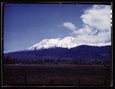 [View of Mount Shasta, Calif.] Stock Photos