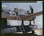 Aviation cadets in training at the Naval Air Base, Corpus Christi, Texas Stock Photos