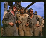 M-4 tank crews of the United States, Ft. Knox, Ky. Stock Photos