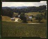 A farm, Bethel, Vt. Stock Photos